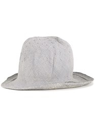 Reinhard Plank Crumble Hat Grey