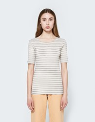 Just Female Nova Tee Stripe