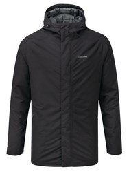 Craghoppers Men's Irvine Gore Tex Waterproof Jacket Black