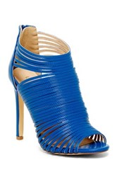 Liliana Nikia High Heel Sandal Blue
