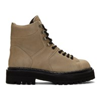 Won Hundred Brown Mila Hiking Boots