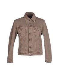 Jacob Cohen Jacob Coh N Denim Denim Outerwear Men Cocoa