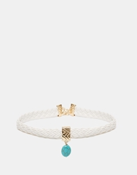 Designsix Turquoise Drop Choker Necklace Multi