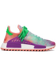 Adidas By Pharrell Williams Tie Dye Holi Hu Nmd Sneakers Multicolour