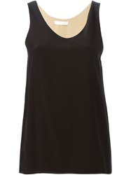 Chloe Chloe Sleeveless Top Black
