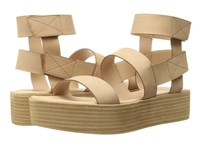 Matisse Freshman Natural Women's Wedge Shoes Beige