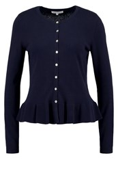 Mintandberry Cardigan Navy Blazer Dark Blue