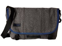 Timbuk2 Classic Messenger Bag Small Smoke Messenger Bags Gray