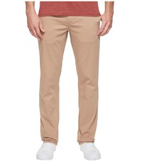 Huf Fulton Chino Pants Khaki 2 Men's Casual Pants