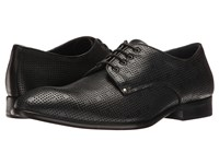 Messico Omar Black Leather Shoes