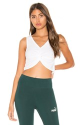 Free People Movement New Moon Top White