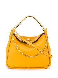 Mulberry Leighton Small Tote Bag Yellow