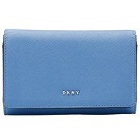 Dkny Bryant Park Saffiano Leather Medium Carryall Purse Cadet
