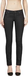 Nudie Jeans Deep Navy Tight Long John Jeans