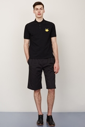 J.W.Anderson Double Pleated Shorts Black
