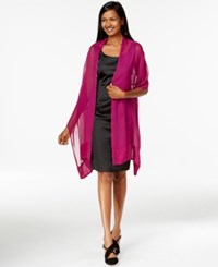 Styleandco. Style And Co. Beaded Hem Evening Wrap Only At Macy's