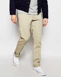 United Colors Of Benetton Slim Fit Chinos Stone002