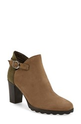 Women's The Flexx 'Dippity Dew' Bootie Desert Loden Antigua Leather