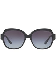 Michael Kors Collection Oversized Tinted Sunglasses Black