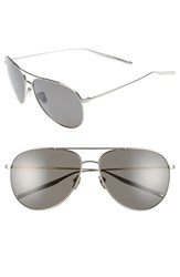 Men's Salt 'Francisco' 59Mm Polarized Sunglasses Tempest Grey Grey