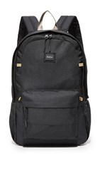 Rvca Frontside Backpack Black Khaki
