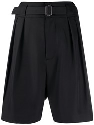 Simon Miller Belted Culotte Shorts 60