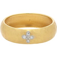 Cathy Waterman Women's Flower Band No Color