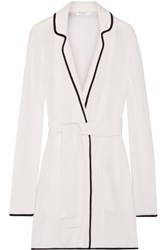 Equipment Elya Cashmere Robe Ivory