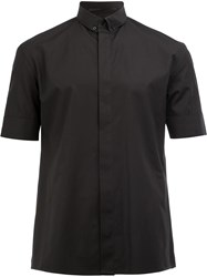 Haider Ackermann Short Sleeve Shirt Black