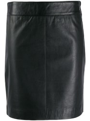 L'autre Chose Fitted Short Skirt 60