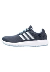 Adidas Performance Energy Cloud Wtc Neutral Running Shoes Midnight Grey White Easy Blue