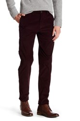 Ben Sherman New Corduroy Pant Red