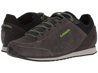 Lowa Stanton Anthracite Shoes Pewter