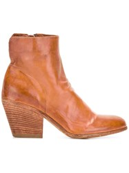 Officine Creative Jacqueline Boots Brown
