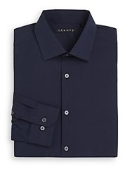 Theory Regular Fit Dover Dress Shirt Industrial