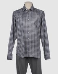 G.V. Conte Long Sleeve Shirts Grey
