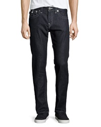 True Religion Skinny Flap Pocket Jeans Dark Blue
