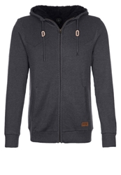 Volcom Lakewood Cardigan Graphite Dark Blue