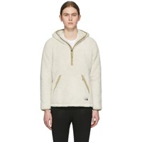 The North Face Off White Campshire Hoodie