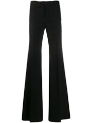 Givenchy Flared Style Trousers Black