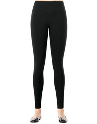 Spanx Structured Leggings Black
