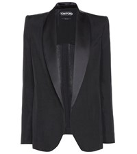 Tom Ford Tuxedo Jacket Black