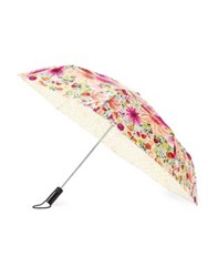 Kate Spade Dahlia Travel Umbrella Multi