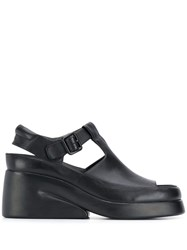 Camper Kaah Sandals Black