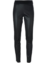 P.A.R.O.S.H. Slim Fit Leggings Black