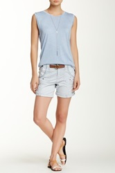 Marrakech Keaton Short Gray