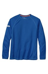 Men's Big And Tall Tommy Bahama 'Sun Chaser' Moisture Wicking Long Raglan Sleeve T Shirt