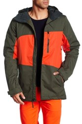 Oakley Easy Street Biozone Insulated Jacket Brown