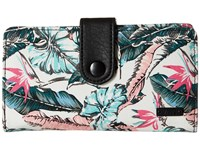 Vans Joon Ii Wallet Tropical Multi Black Wallet Handbags
