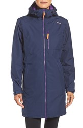 Helly Hansen Women's 'Belfast' Long Waterproof Winter Rain Jacket